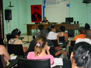 Conf. Mayra Beatriz Martínez