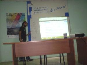 postgrado internacional Comunicación Hipermedia en el ambito local