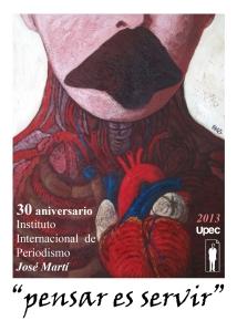 Felicitacion  30 aniversario IIPJM