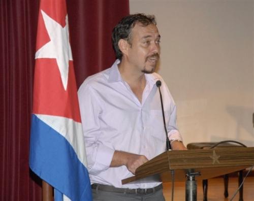 Raúl Garcés. Acto 30 Aniv Instituto