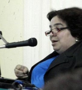 Dra Isabel Moya