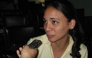 Maydelis Gómez Samón, periodista de Habana Radio