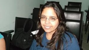 Yisell Rodríguez Milán, periodista del sitio web Soy Cuba de Juventud Rebelde