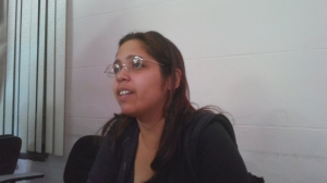 diplomante Yisell Rodriguez