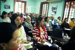 participantes Taller Nacional Correctores de Prensa 2015