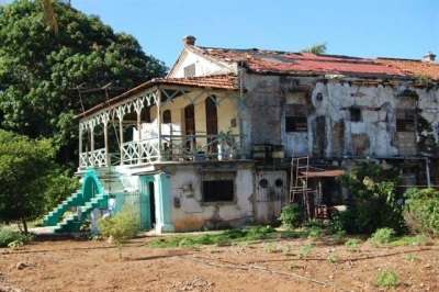 La antigua residencia de la poetisa Dulce María Loynaz