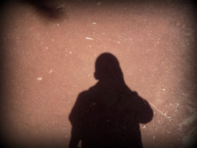 """""""Mi sombra"""" Autor: Félix Daniel Sansó Alonso"""