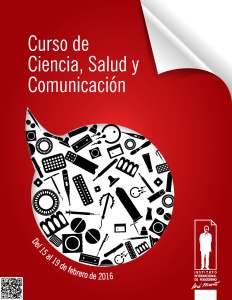 Curso Ciencia, salud y comunicación Página 1