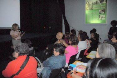 sesión inaugural evento género