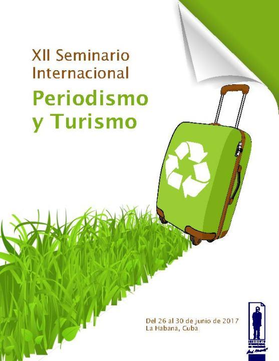 Convocatoria seminario Periodismo y Turismo 2017 Página 1