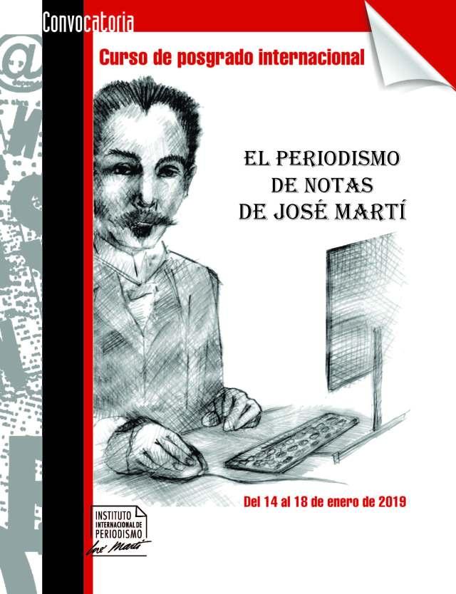 Curso de Posgrado Internacional Periodismo de notas de Jose Marti_Página_1
